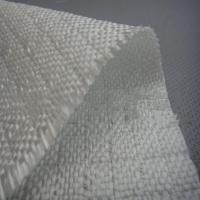 China Temperature Resistance Fiberglass Fabric Roll C-Glass FW600 , Plain Weave on sale