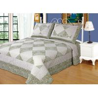 Quality Irregular Cloud Stitching Bedroom Bedding Sets , 1 - 3cm Thickness Vintage Bedding Sets wholesale