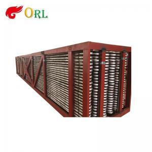 Quality Natural Gas Oil Steam Boiler Super Heater , Boiler Superheater Coils ASTM wholesale