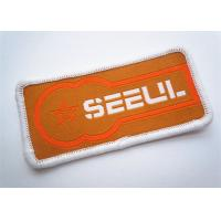 Quality Eco Friendly Custom Clothing Patches No Slip Garment Accessories wholesale