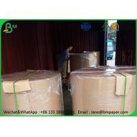 Quality C1S SBS Board Paper For Name Card , 100% Virgin Pulp Ivory Board Big Paper Rolls wholesale