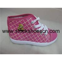 Quality Stock Canvas Shoes-257 wholesale