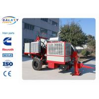 Quality GL2×35 Hydraulic Cable Tensioner Maximum Intermittent Tension 2×40/1×80kN wholesale
