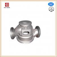 China HOLY BASE High presicion machining resin sand casting steel parts on sale