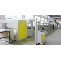 Buy cheap single facer corrugated paperboard production line from wholesalers