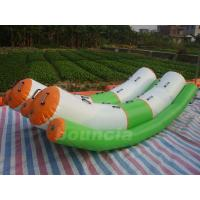 Quality Commercial Grade PVC Tarpaulin Inflatable Seesaw / Inflatable Water Totter wholesale