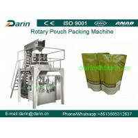 Quality Stainless steel Automatic Pouch Packing Machine for puffy food , snacks , corn flakes wholesale