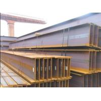 Quality SNI Cerfified Low Carbon Steel H Beam , Metal H Beam Water Proof High Intensity wholesale