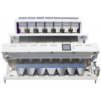 Quality Sunflower Seeds Optical Sorting Machine 99.99% Accuracy With 5000 + Pixels RGB Color wholesale