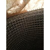 Cheap 10mm Hole With 2mm Wire Diameter, 1.5mm Width, Light Weight SS304 Crimped Wire Mesh for sale
