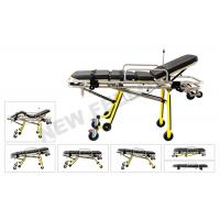 Cheap Multifunctional Automatic Loading Aluminum Alloy Ambulance Stretcher For Rescue Patients for sale