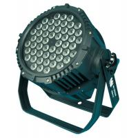 Quality RGBW LED Stage Par Lights , Portable Led Zoom Moving Head Light Easy Installation wholesale