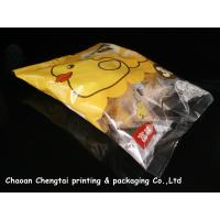 Buy cheap Gummy Candy Packaging Automatic Plastic Packaging Film With Transparent Material product