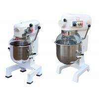 China Three Speed Stand Electric Food Mixer Powder , Flour Electric Dough Mixer on sale