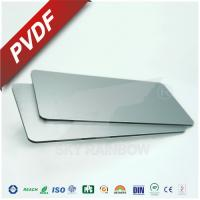 Quality High Rigidity Aluminium Composite Metal Panel With PE PVDF Coating For Construction wholesale