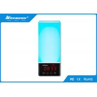 Desk Light Changing Bluetooth Lamp Speaker 8 Watt Power With Hand Touch