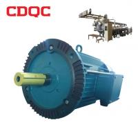 China Dyeing Induction AC Permanent Magnet Synchronous Motor High Temperature Resistance on sale