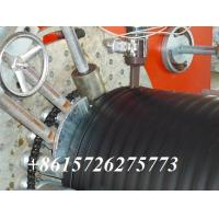 China High-density polyethylene plastic water pipe or casing pipes extrusion machine 3m on sale