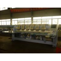 Quality Industrial Flat Embroidery Machine With Automatic Thread Trimmer wholesale