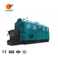 Quality Three Return Biomass Steam Boiler / Wood Fired Industrial Boilers Alcohol Distillation Usage wholesale