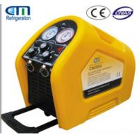 Quality CM3000A Portable refrigerant gas recovery machine r134a r22 refrigerant recovery unit wholesale