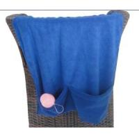 Quality Gym Terry Towel/Sports Towel with Pocket wholesale