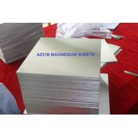 Buy cheap Magnesium Sheet AZ80 AZ80A Magnesium Plate with Medium Strength working for from wholesalers