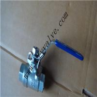 Quality Stainless Steel Ball Valve with Threaded Ends (1/4-4 inch) wholesale
