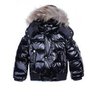 Quality Moncler Jacket Kids Winter Clothing Jackets Business Thick Children Moncler Coat European Fashion Show 2016 New wholesale