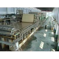 Cheap  Fourdrinier Multi-dryer fluting/corrugated paper making machine for sale