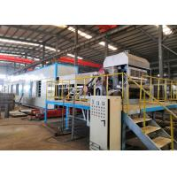 Quality Automatic Rotary 8 Sides Egg Tray Machine Full Egg Tray Production Line With Multi-Layer Metal Dryer wholesale