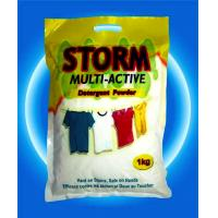 Quality No- phosphorus Storm Detergent Powder 1kg, Clothes Washing Powder OEM wholesale