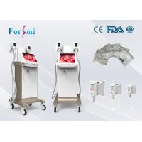 China 15 inch screen ultrasound cavitation machine for weight loss machine with 4 handles on sale