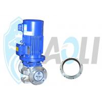 Buy cheap Three Phase Vertical Single Stage Centrifugal Pump Electric Compact Structure from wholesalers