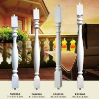 Quality Durable Material Ployurethane Baluster for Home Decor wholesale
