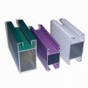 Quality custom Aluminum Door Extrusions , aluminum door and window framing wholesale