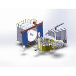 China New Water tank Carrousel Rotational Molding Machine for sales rotomoulding machine for sale