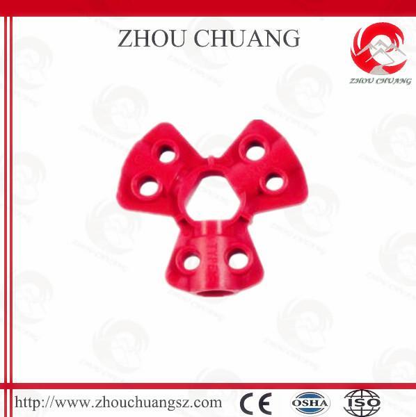 Cheap ZC-M01 Pneumatic Quick-disconnect Lockout / Pneumatic quick short-circuit lock for sale