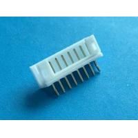 Quality White Color PCB Board Electrical Connector 3.96mm Pitch Pin -25°C - +85°C Working Temperature wholesale
