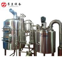 Quality 500L Nano Brewing Systems Combination Design , Easy Brew Ss Brewtech Electric Brewing System wholesale