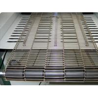 Quality AISI SS304 316 316L Stainless Steel Ladder Belt for Conveyor/High temperature resist wholesale