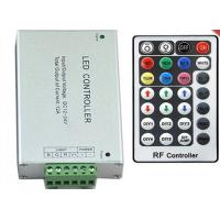 Quality DC12-24V Wireless 28 key rf remote rgb controller wholesale