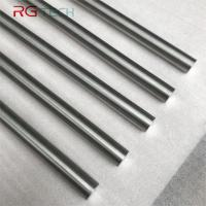 China Industrial Supplies of Titanium Alloy Rod ASTM B348 Gr5 titanium alloy bar on sale