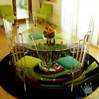 Quality acrylic seagrass counter stools wholesale