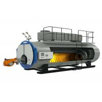 Quality Fire Tube Gas Diesel Oil Fuel Fired Condensing Steam Boiler for sugarcane mills wholesale