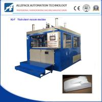 Quality Semi Automatic  Vacuum Thermoforming Machine 810mm Sheet Width wholesale