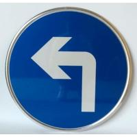 Quality Arrow Traffic Signs Directional Traffic Signal Arrow Road Sign With Steel Material wholesale