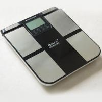 body composition analyzer body fat monitor body fat scale with software app printout