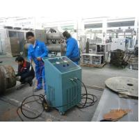 Quality Screw Units Maintenance Gas Recovery Machine for R134A / R22 / R410A Refrigerant Recycle wholesale