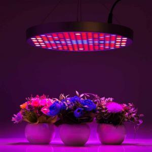 Quality Marijuana UFO LED Grow Lights With Alluminum / PC Materials , Dia 33x H3 cm wholesale